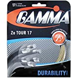 Gamma Zo Tour Tennis Strings 17g 1.25 Mm Natural Natural Sports