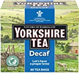 Taylors of Harrogate Yorkshire Decaf Tea Bags (2 x 80's, Total 160 Tea Bags)