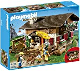 Playmobil Granja - Casa de los Alpes (5422)