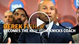 Derek Fisher Officially Named Head Coach Of The New...