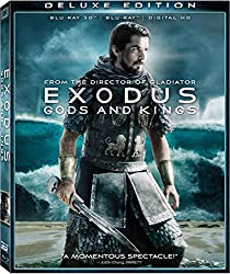 Exodus: Gods & Kings [Blu-ray]