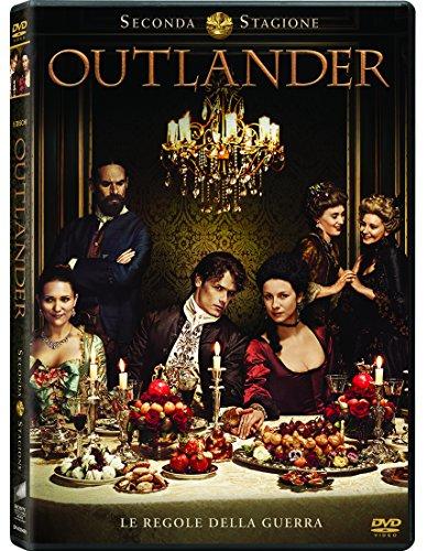 Outlander: Stagione 2 (4 DVD)