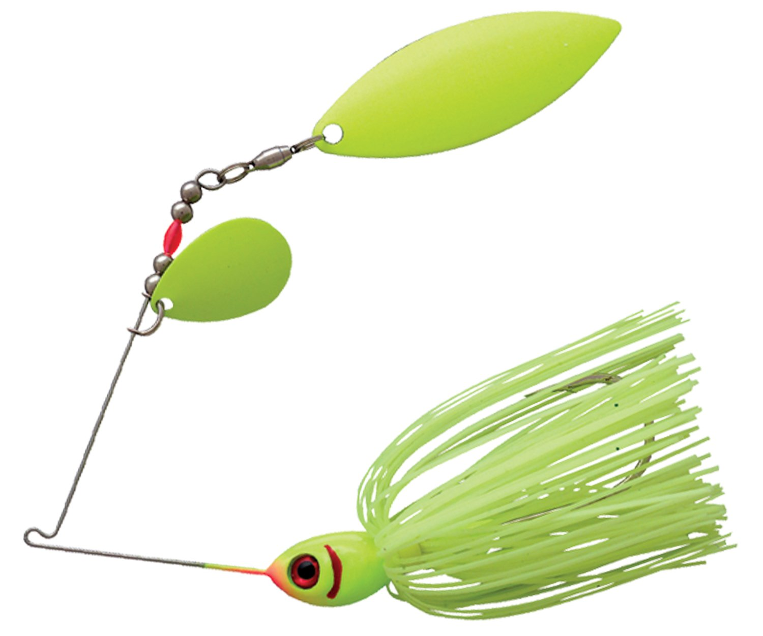 Top 5 largemouth bass fishing lures fins catcher for Amazon fishing spinners
