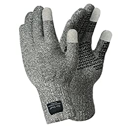 DexShell Techshield Touch screen Coolmax FX Waterproof Breathable Gloves Grey
