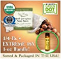 NaturOli Soap Nuts / Soap Berries. - QUARTER POUND - SPECIAL SALE PRICE! -