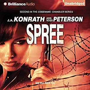 Spree: A Thriller Audiobook