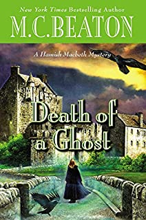Book Cover: Death of a Ghost