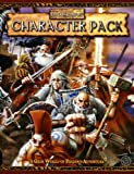 Warhammer Fantasy Roleplay Character Pack: A Grim World Of Perilous Adventure (Warhammer Fantasy Roleplay)(Chris Pramas)