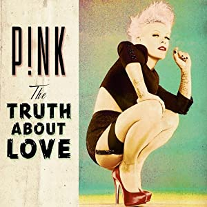 Cover Album of Pink - The Truth About Love (Deluxe Version)