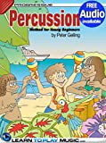 img - for Percussion Lessons for Kids: How to Play Percussion for Kids (Free Audio Available) (Progressive Young Beginner) book / textbook / text book