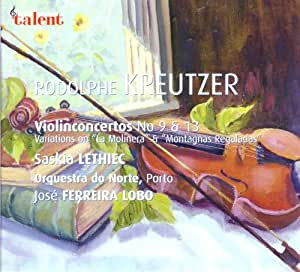 Concerto for Violin & Orchestra 9 & 13