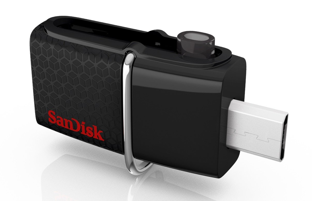Amazon: SanDisk Ultra CZ48 16GB USB 3.0 Flash Drive, Black