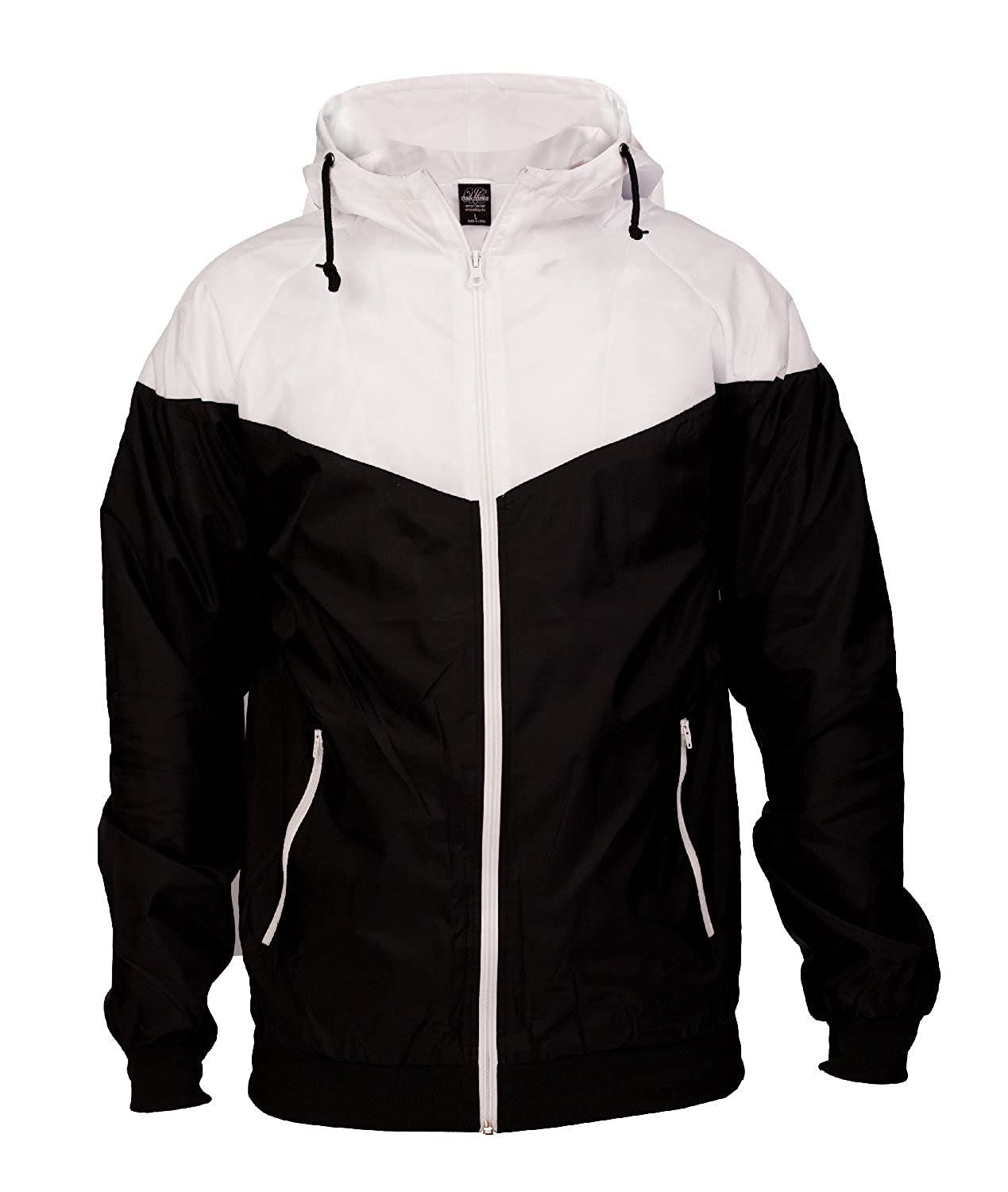 "Urban : ""Arrow Windrunner"" Size: 3XL, Color: black-white …TB148 jetzt bestellen"
