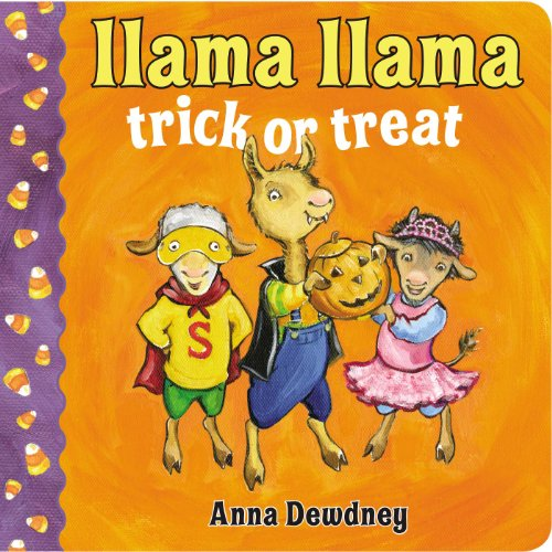 Llama Llama Trick or Treat