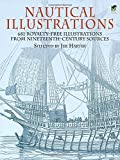 Nautical Illustrations: 681 Permission-Free Illustrations from Nineteenth-Century Sources: A Pictorial Archive from Nineteenth-Century Sources (Dover Pictorial Archives)