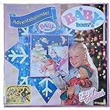 Zapf Baby born Adventskalender 77853 1 - keine Puppe enthalten