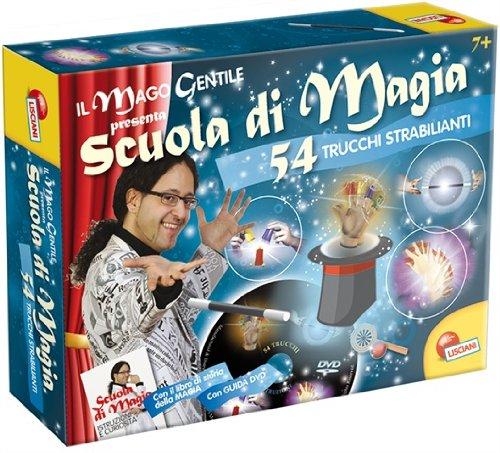 Liscianigiochi 35632 Scuola Di Magia 54 Trucchi