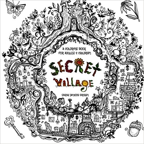 Coloring Books On Homes And Architecture