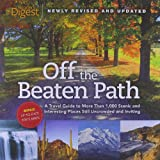 Search : Off the Beaten Path: A Travel Guide to More Than 1000 Scenic and Interesting Places Still Uncrowded and Inviting