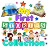 My First Stories Collection Audiobook by Mike Bennett, Carroll Lewis, Tim Firth, Robert Howes Narrated by Bobby Davro, Rik Mayall, Lenny Henry, Anita Harris, Phillip Schofield, Andy Crane, Tony Robinson
