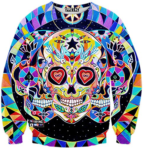 pizoff-unisex-hip-hop-sweatshirts-with-3d-digital-printing-3d-pattern-colorful-skull-y1759-l6-m