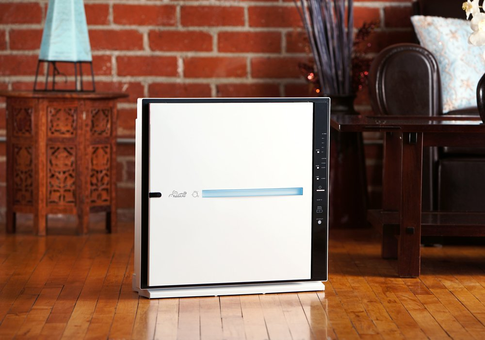 Best air purifier for allergies: Rabbit Air MinusA2