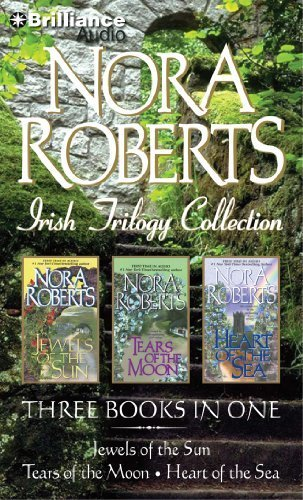 Heart of the Sea (Irish Trilogy, Book 3) by Nora Roberts