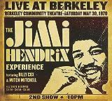 Jimi Hendrix Experience Live at Berkeley