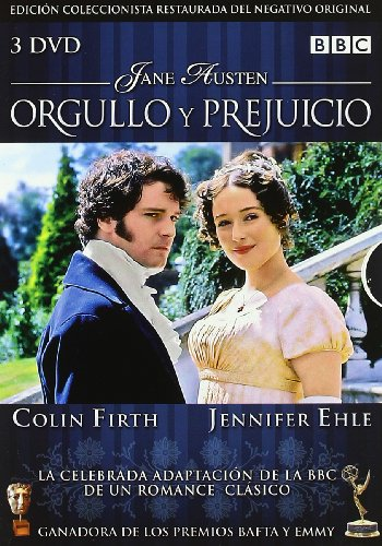 Orgullo Y Prejuicio (1995) (Bbc) (Import Movie) (European Format - Zone 2) [2009]
