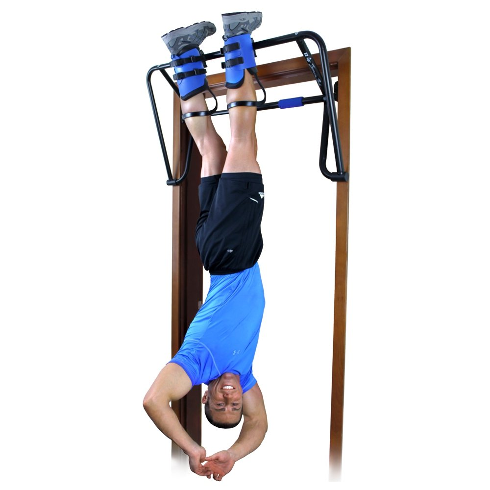 Teeter Hang Ups EZ-Up Inversion System review