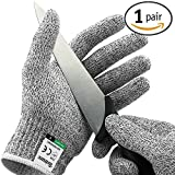 Twinzee® Schnittschutzhandschuh - Extra Starker Level 5 Schutz