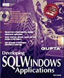 img - for Developing SQL Windows Applications/Book and Disk book / textbook / text book