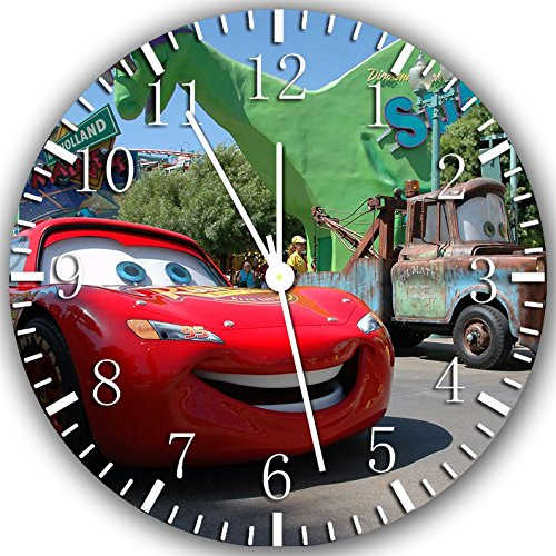 New Disney Cars Mcqueen Wall Clock 10