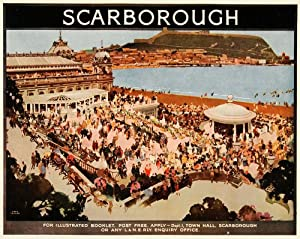 Fred Taylor Scarborough