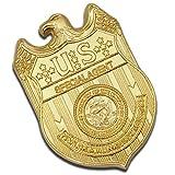 NCIS ネイビー犯罪捜査班 スペシャルエージェント レプリカバッジ フルサイズ
