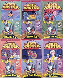 The Bots Master (6 Pack)