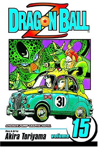 Dragon Ball Z, Vol. 15 (Dragon Ball Z (Viz Paperback))