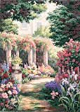 Dimensions Needlecrafts Counted Cross Stitch, Floral Retreat