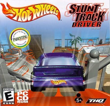 Hot Wheels Stunt Track Driver (Jewel Case)