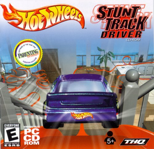 Hot Wheels Stunt Track Driver (Jewel Case)