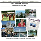 Audio Journeys: Itasca State Park, Minnesota: Headwaters (disputed) of the Mississippi River | [Patricia L. Lawrence]