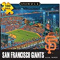 Jigsaw Puzzle - San Francisco Giants 100 Pc By Dowdle Folk Art