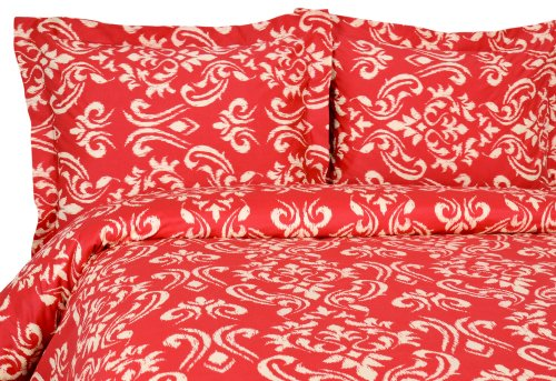 Red Duvet Cover Sets front-1039073