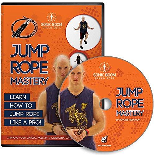 Taimak Last Dragon Jump Rope MASTERY DVD