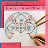 img - for Mandala Kleur en Werkboek - Dutch Mandala Coloring Book book / textbook / text book