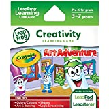 LeapFrog Crayola Art Adventure Learning Game