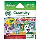 LeapFrog Crayola Art Adventure Learning Game
