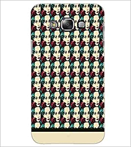 PrintDhaba Face pattern D-1526 Back Case Cover for SAMSUNG GALAXY GRAND MAX (Multi-Coloured)