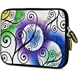 Amzer 7.75 Inch Neoprene Sleeve Twill Colour For Samsung GALAXY Tab 2 7.0, Google Nexus 7, Amazon Kindle Fire...