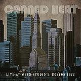 Live in Boston 1972